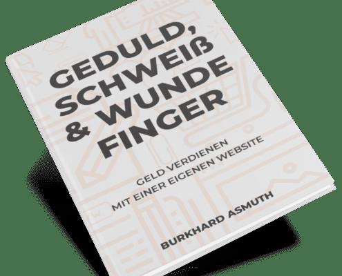 DAMK-Dozent Burkhard Asmuth Buch